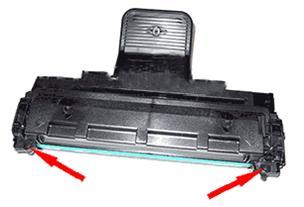 заправка картриджа Xerox Samsung 2