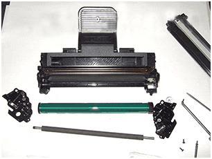 заправка картриджа Xerox Samsung 7