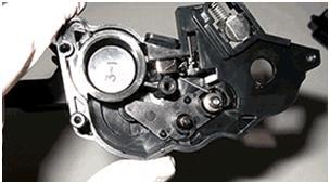 заправка картриджа Xerox Samsung 8